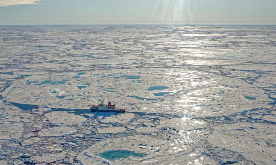 Researchers have concerns about the Laptev Sea findings.