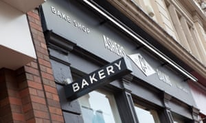 Ashers bakery in Belfast, which has been at the centre of a discrimination row.