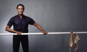 Mitchell, pictured here in 1984, has been described by colleagues and dance insiders as a visionary. Following his death, Misty Copeland, the first African American female principal dancer with the American Ballet Theatre, wrote of Mitchell on Instagram: 'You gave me so much, through our conversations, your dancing and by simply existing as a brown body in ballet. But you were so much more than a brown body. You're an icon and hero'