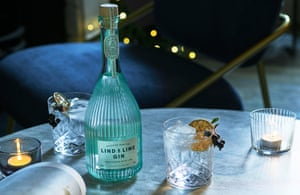 The Port of Leith Distillery Lind & Lime Gin
