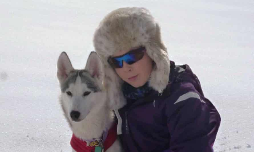 The body of Rebecca Johnson was found on Saturday in village of Kuttanen, by Enontekio, Finland.