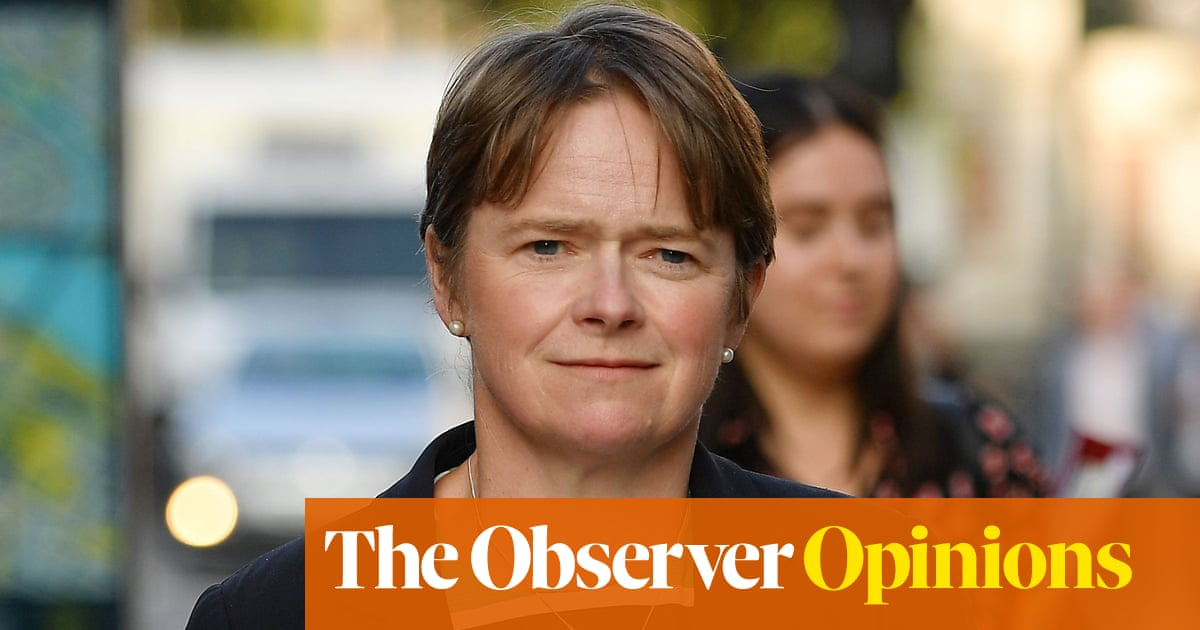 The meritocracy has had its day. How else to explain the rise of Dido Harding? | Nick Cohen