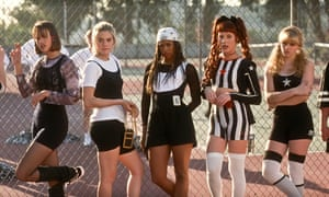 Gym-class chic, courtesy of Clueless.