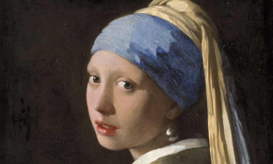 Johannes Vermeer Girl with a Pearl Earring