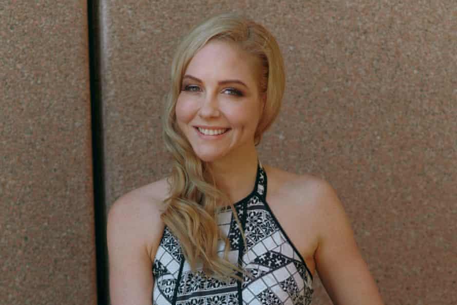 Lisa Cox. Fashion week Sydney 2021.