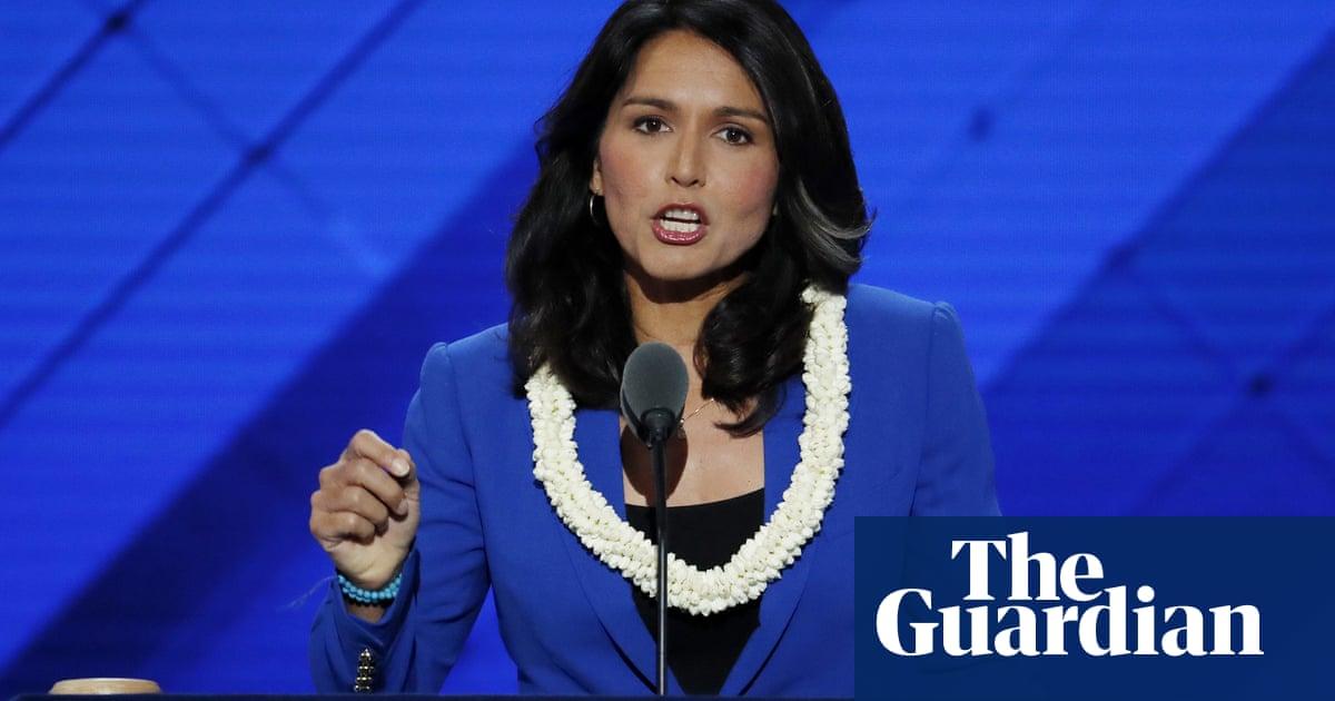 Tulsi Gabbard: Democrat says she will run for president in 2020