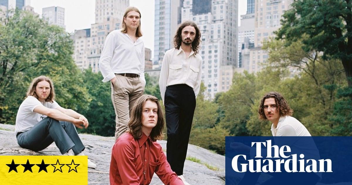 Blossoms: Foolish Loving Spaces review – marvellously uncool exuberance