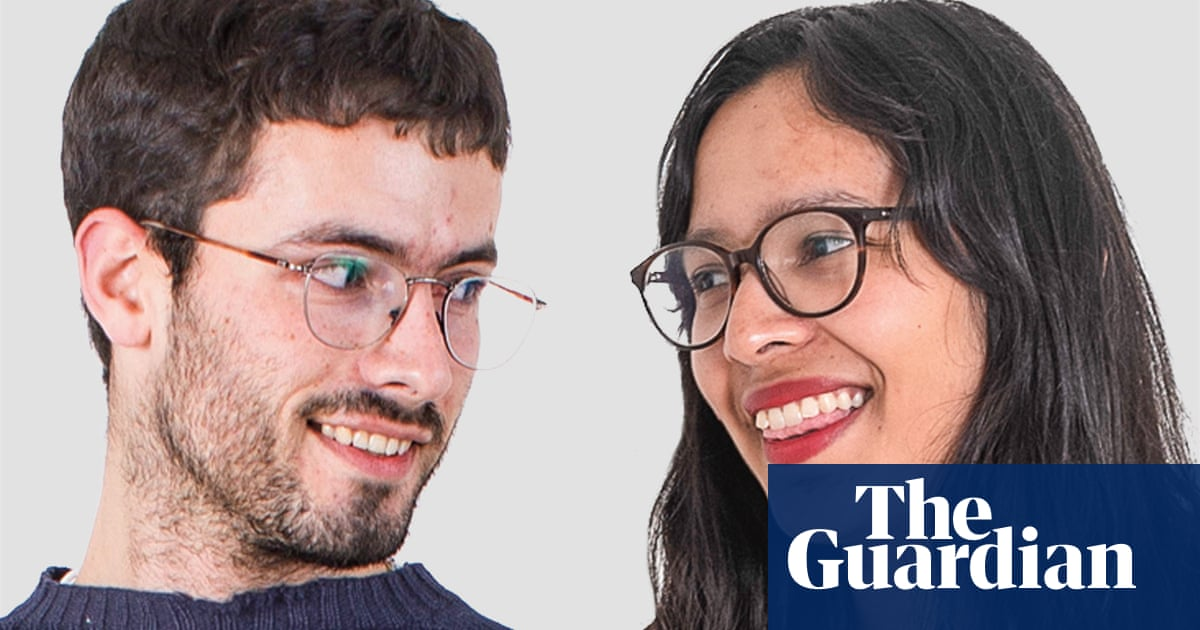 Blind date: 'He had a chocolate chicken on the table'