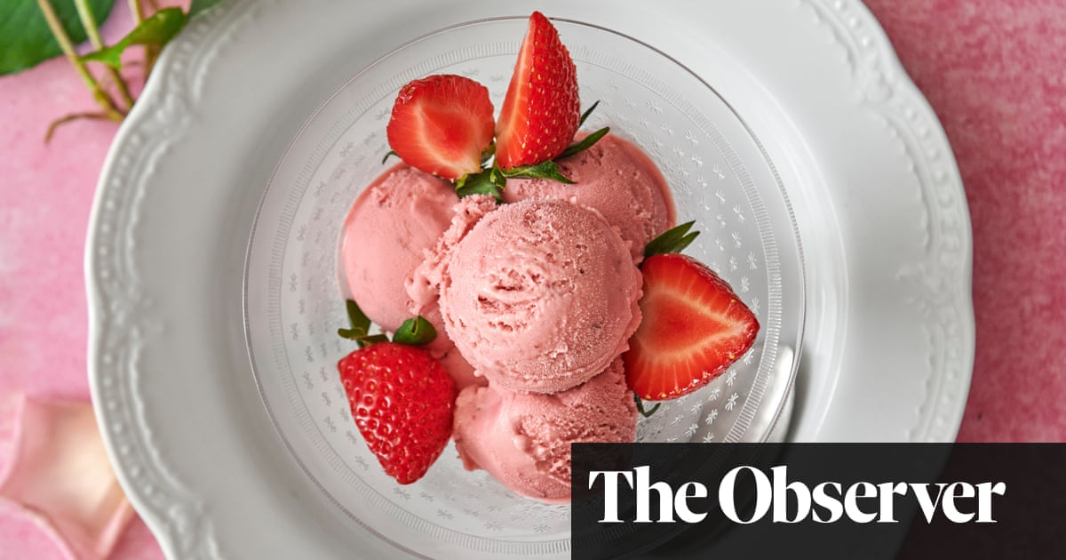 From cucumber soup to ice-cream: summer recipes from Skye Gyngell