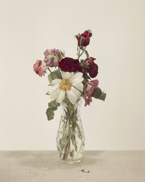 Broken Flowers, 2019 Danish photographer Casper Sejersen's landscapes and still lives form a contrast to his editorial and commercial work