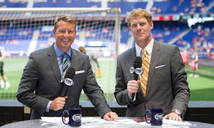 O dumbumvirate de Stone-Lalas resume a cobertura ruim da Copa do Mundo de Fox