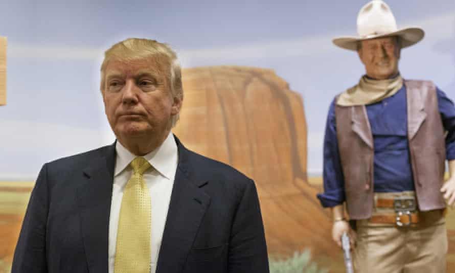 Donald Trump loves Mexico