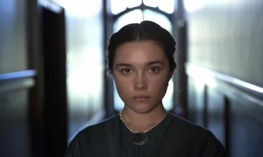 'Hellbent on greatness': Florence Pugh in Lady Macbeth.