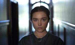 Murder much filmed … Florence Pugh in the 2016 film Lady Macbeth, based on Nikolai Leskov's Lady Macbeth of Mtsensk.