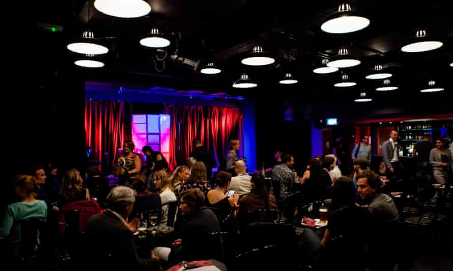 Downstairs at the Soho Theatre
