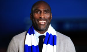 Sol Campbell is happy to begin his managerial life at the bottom.