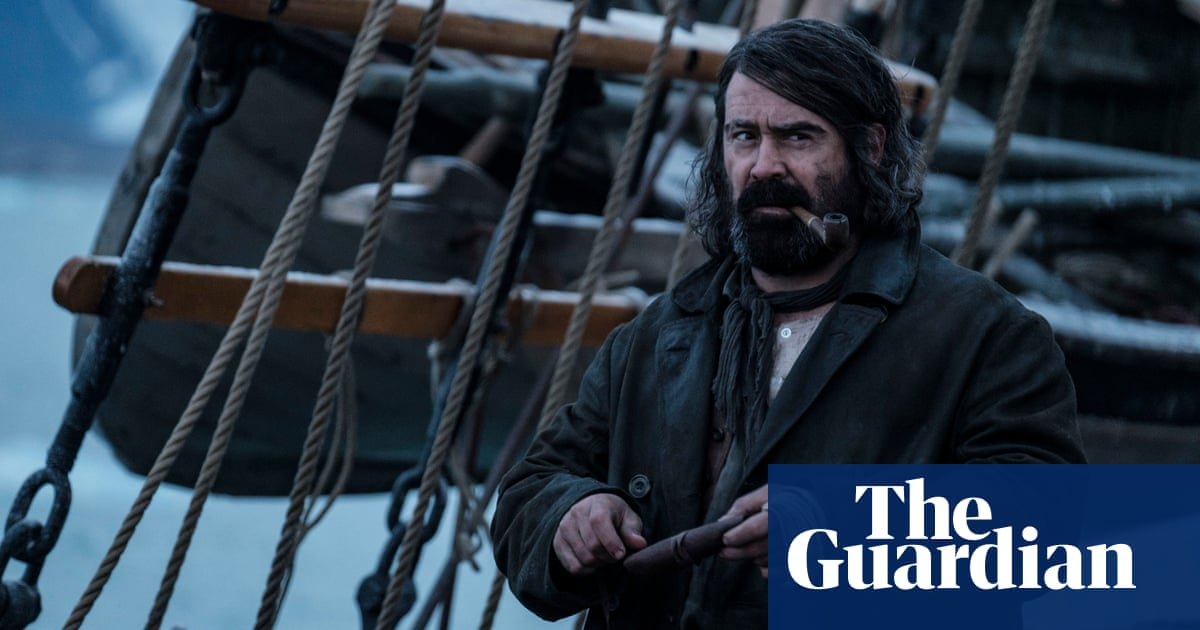 TV tonight – everyone is adrift at sea in whaling drama The North Water