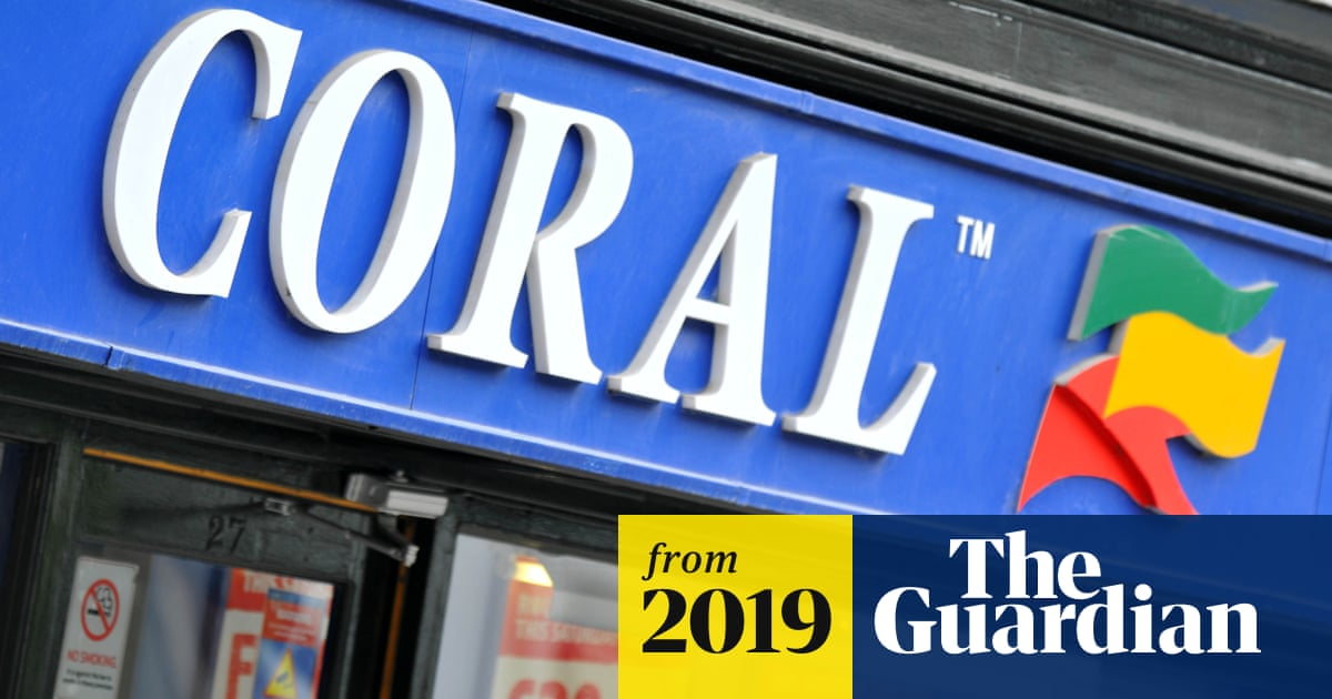 Coral sports betting jobs off track betting shop