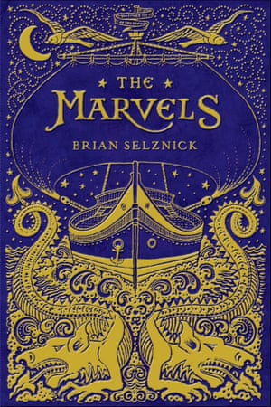 Front cover of The Marvels