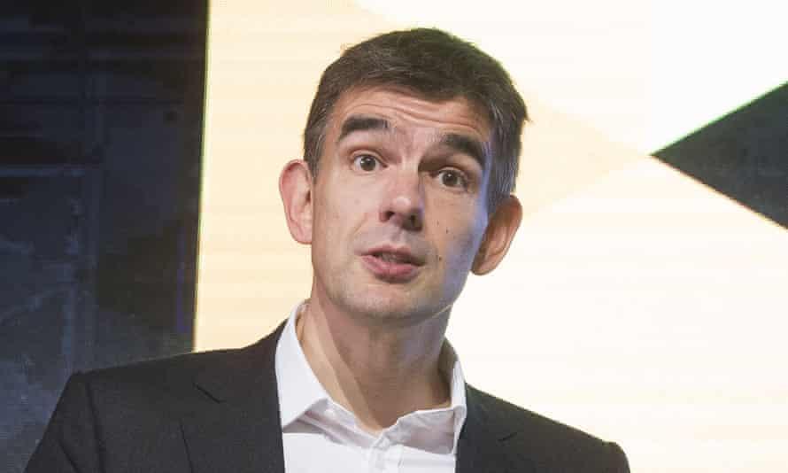 Matt Brittin, director of Google Europe.