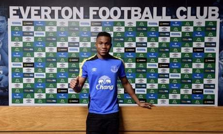 Everton confirm signing of Ademola Lookman from Charlton Athletic
