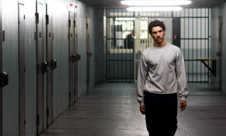 The original … Tahar Rahim in Jacques Audiard's acclaimed thriller A Prophet.