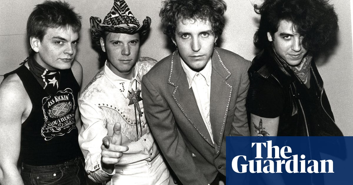 Cult heroes: Jason and the Scorchers – the greatest rock'n'roll band