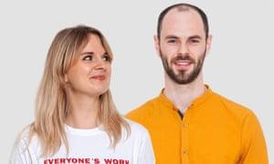 Elle and Ben for Blind Date