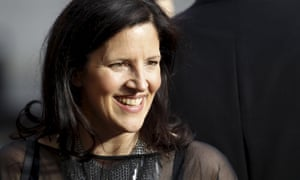 Continually stopped at the US border: Laura Poitras arrives to attend the Chaplin award in New York last year.