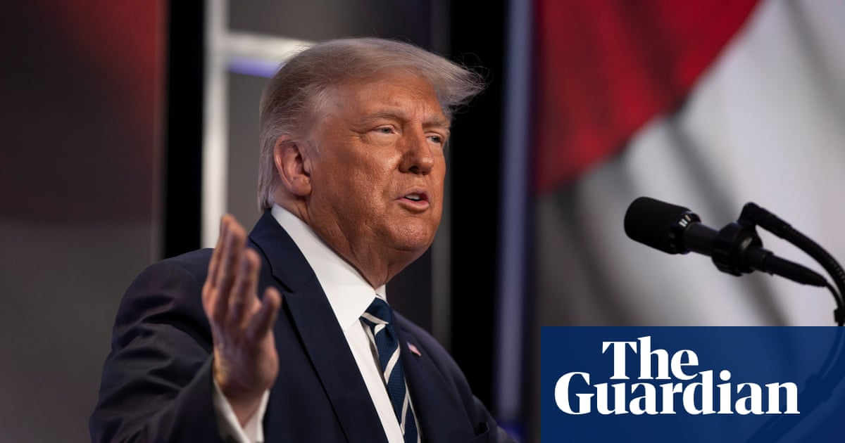 Trump campaign fails to show evidence of vote-by-mail fraud filing reveals – The Guardian