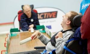 inclusive multi-sports event