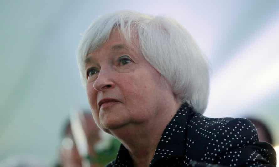 Yellen pointed out that the unemployment rate is nearing full employment, the labor participation has increased in the past few months and that oil prices and dollar depreciation have both stabilized.