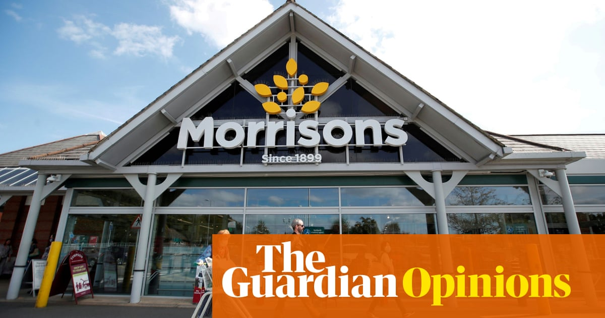 As Morrisons auction looms, pension deals ought to have been nailed down