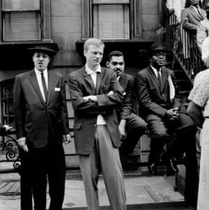 Lester Young, Gerry Mulligan, Art Farmer, Gigi Gryce