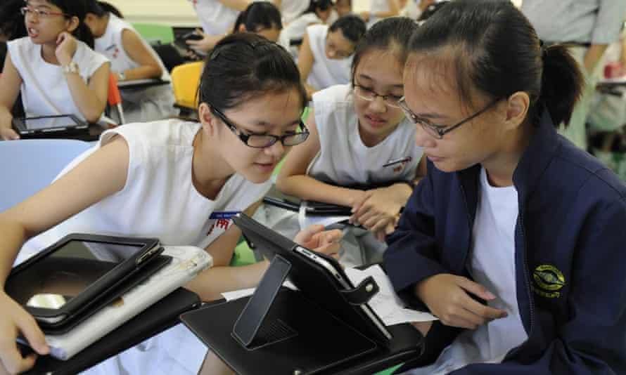 There are schools shunning technology completely to refocus on practical skills.