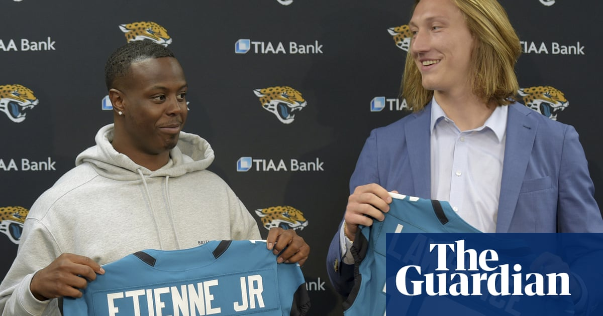 NFL No 1 draft pick Trevor Lawrence to play in London for Jacksonville Jaguars