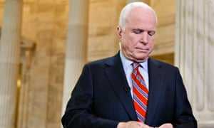 Senator John McCain endorsed Trump and never withdrew his endorsement.