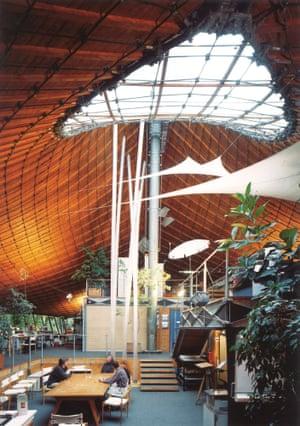 Institute for Lightweight Structures, University of Stuttgart in Vaihingen