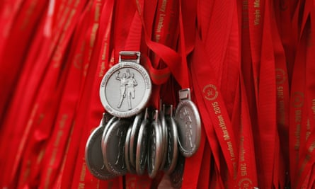 You are a marathoner. No one can ever take that away from you.
