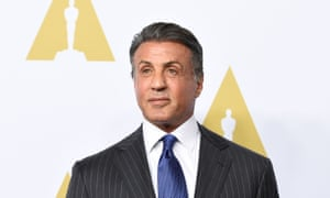 Sylvester Stallone at the 88th Oscar Nominees Luncheon in 2016.