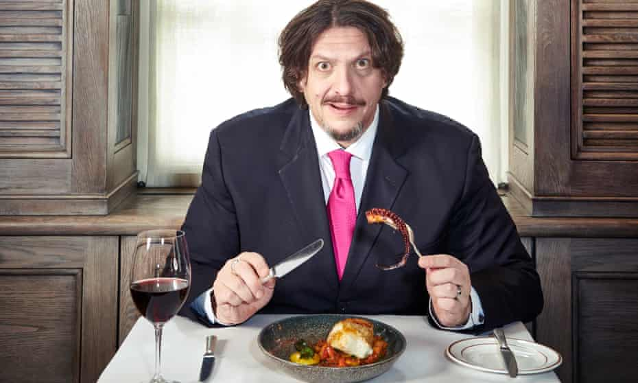 Jay Rayner has been the Observer's food critic from more than 20 years.