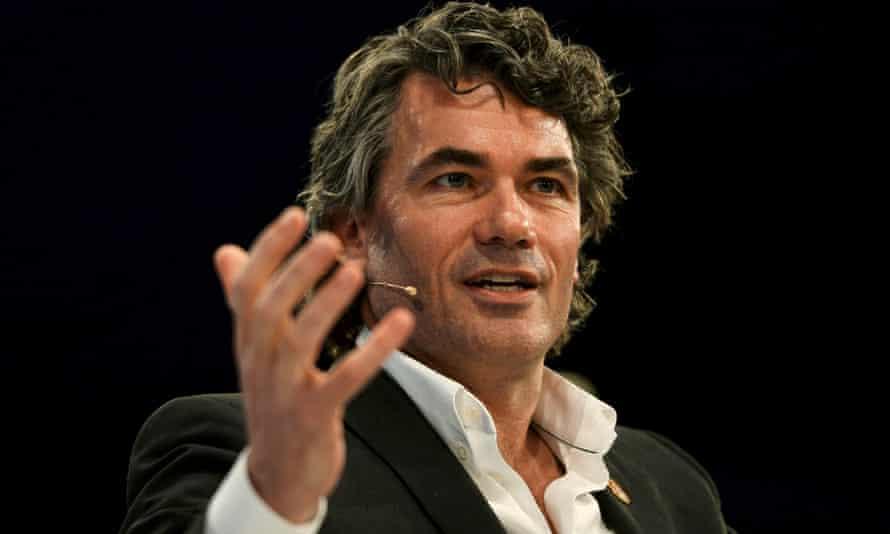 Gavin Patterson, head of BT