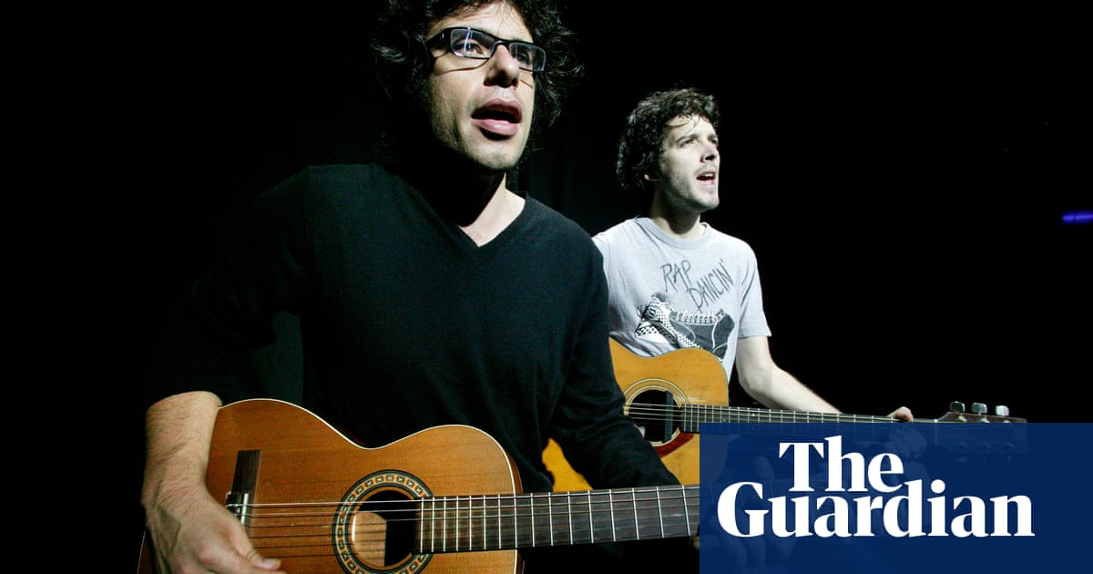 Kings Of Loser Comedy How Flight Of The Conchords Took Off Stage