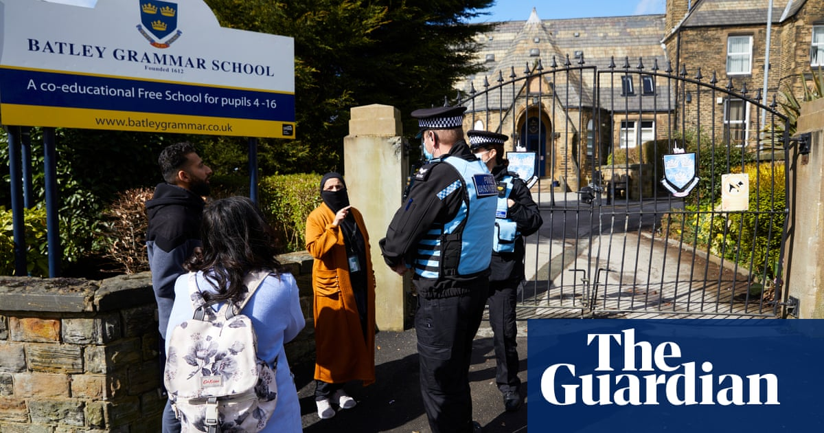 Religious leaders and politicians call for calm in Batley cartoon row