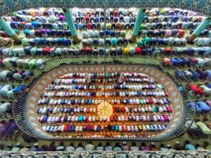 Mosque, Dhaka, Bangladesh