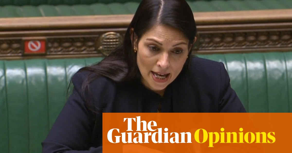 The Guardian view on Patel's asylum proposals: incoherent, unworkable and inhumane