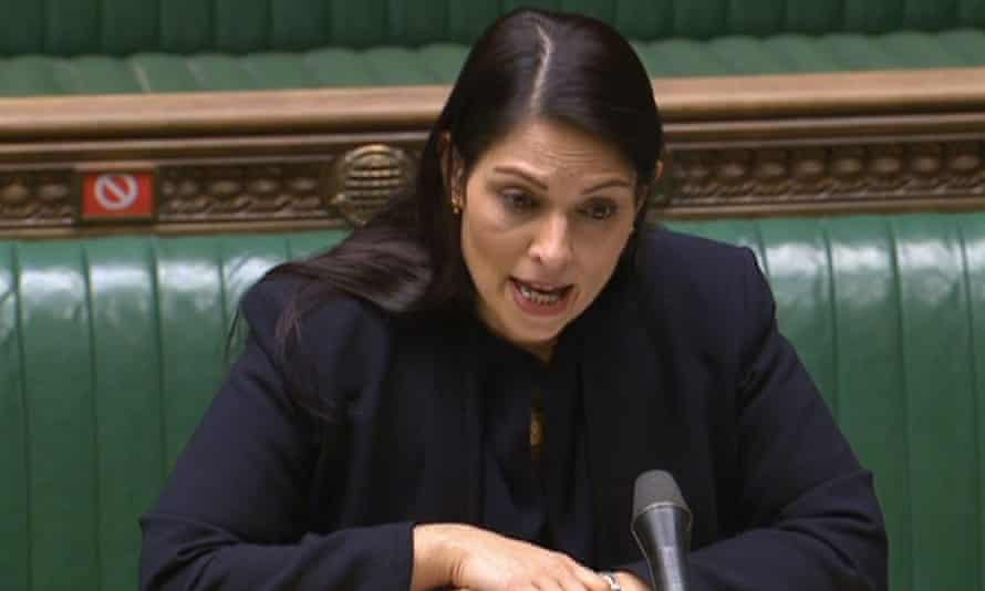 Priti Patel outlines asylum and immigration reforms in the Commons