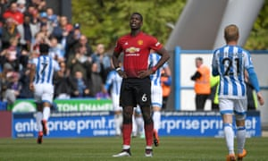 Manchester United dropped points at Huddersfield last weekend, becoming the first big six team to do so against a relegated side this season.
