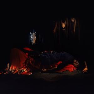 Ghostpoet I Grow Tired But Dare Not Fall Asleep artwork