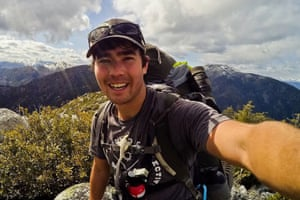 John Allen Chau, originally from Washington State.